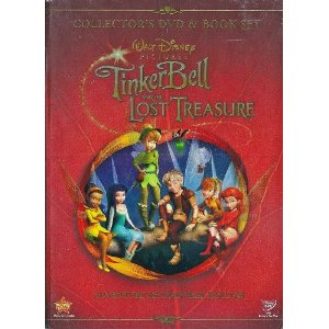 Tinkerbell Limited Edition Sets